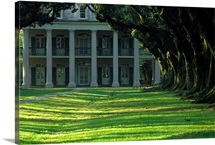 United States, Louisiana, Oak Alley Plantation