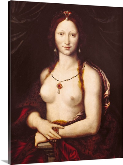 Mona Lisa Naked 95