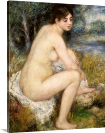 Nude in a Landscape