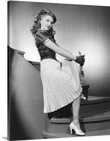 The Hard Way, Joan Leslie