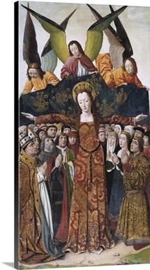 Virgin of Mercy