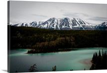 Emerald Lake Alaska