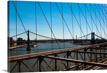 Manhattan Bridge III