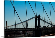 Manhattan Bridge IV