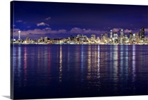 Seattle Skyline I