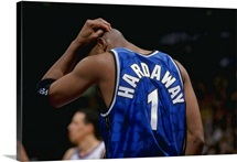 Anfernee Hardaway of the Orlando Magic