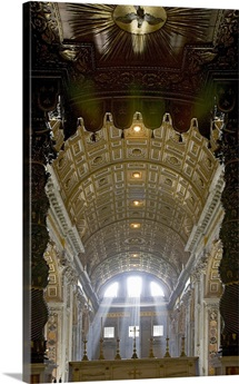 Altar, Saint Peter's Basilica, Vatican City