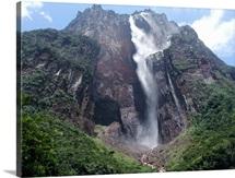 Angel Falls, Canaima, Venezuela.