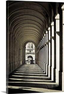 Arches of Grand Theatre de Bordeaux, France