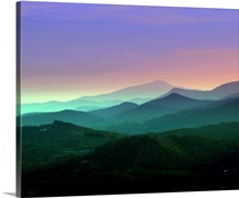 Blue Ridge Mountains - West Jefferson, NC