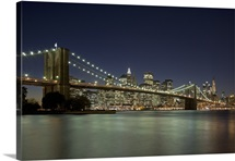 Brooklyn Bridge, New York City, NY