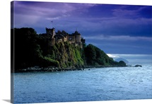 Castle, Culzean Castle, Strathclyde, Scotland.