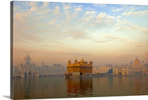 Dawn at the Golden Temple, Amritsar