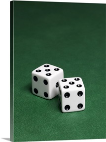 Dice with double fives