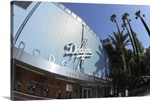 Dodger Stadium on April 14, 2012 in Los Angeles, California