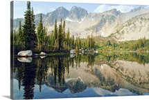 Eaglecap Wilderness, Oregon, United States Of America