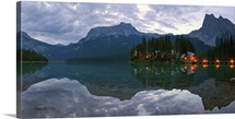 Emerald Lake Dawn