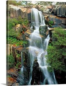 Gibraltar Falls in Tidbinbilla Nature Reserve, Australian Capital Territory