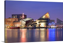 National Aquarium at Inner Harbor, Baltimore, Maryland, USA