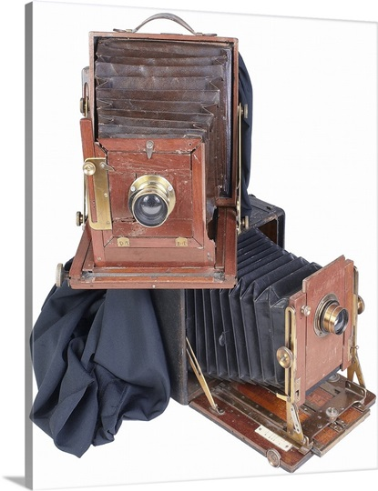 Old Fashioned Cameras For Sale
