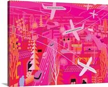 Pink Los Angeles