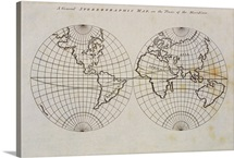 Stereographic map