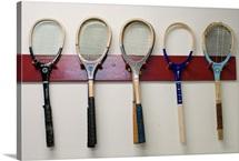 Tennis rackets, Tasmania, Hobart, Australia