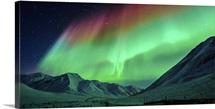 The Great Barrier Aurora, Alaska