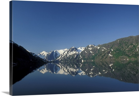 Tongass National Forest, Lake Dorthy, near Juneau, Alaska