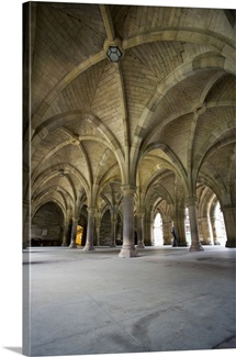 University Cloisters, Glasgow, Scotland