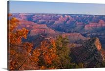 USA, Arizona, Grand Canyon at sunrise