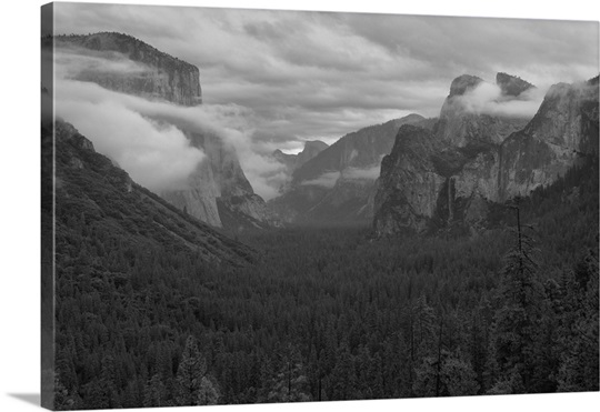 USA, California, Mariposa County, Yosemite Valley