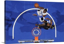 Victor Oladipo of the Orlando Magic shoots the ball against the Memphis Grizzlies