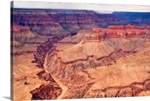 View of Grand Canyon, Arizona, U.S.A.