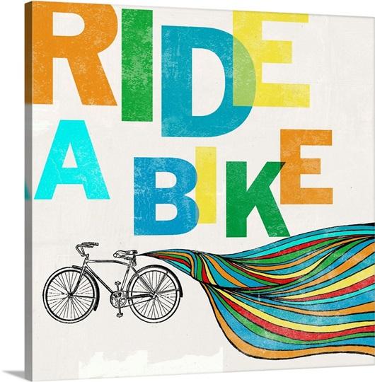 Bike, Ride 1c