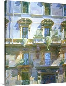 Roman Fascade