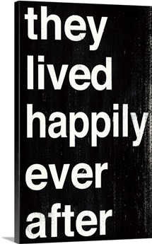 They Lived Happily