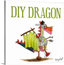DIY Dragon