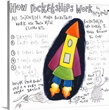 How Rocketships Work