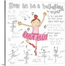 How to be a Ballerina