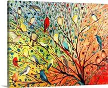 Twenty Seven Birds