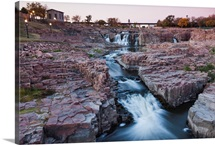 South Dakota, Sioux Falls, Sioux Falls Park
