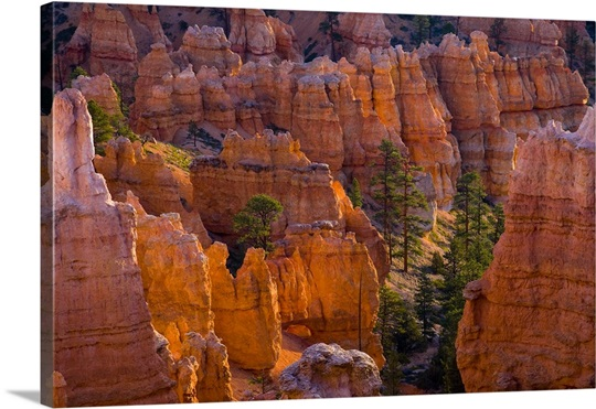 bryce canyon big and beautiful singles There is no place like bryce canyon hoodoos (odd-shaped pillars of rock left standing from the forces of erosion) can be found on every continent, but here is the largest collection of hoodoos in the world.