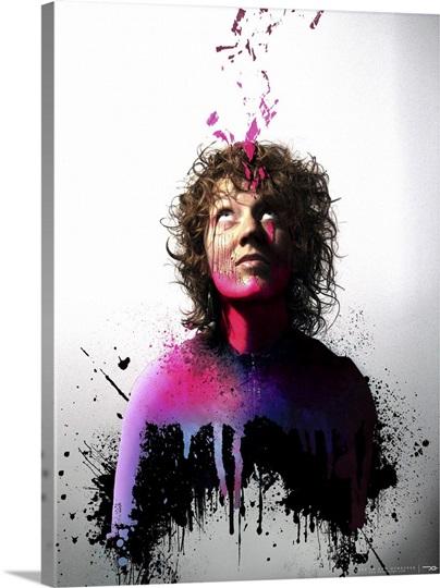 Paint (Magenta)