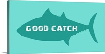 Good Catch Turquoise