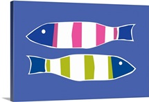 Picket Fish multi horizontal