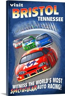 Bristol, Tennessee, Racecar Scene