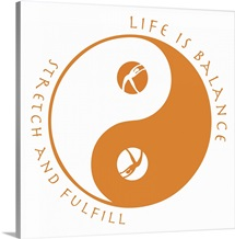 Life Is Balance - Exercise - Fitness
