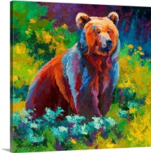 Wildflower Grizzly