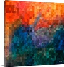 Modern Tile Art #10, 2008